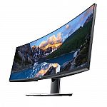 "49"" Dell U4919DW 5120x1440 Curved Monitor $989"