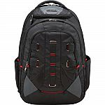 Samsonite Crosscut Laptop Backpack $40 + $5 Rewards back