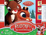 Rudolph the Red-Nosed Reindeer: Book Box and Plush $3.75