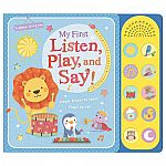 Kohls Cardholders: My First Listen Play and Say Book $3 (Org $15) & More + Free Shipping