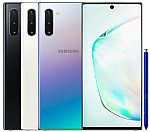 Samsung Galaxy Note 10 Unlocked 256GB Smartphone $800 and more