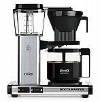 40oz Technivorm Moccamaster KBG Coffee Brewer $247