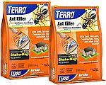2-Pack Terro 3lb Shaker Bag Ant Killer $8.98