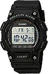Casio Men's W736H Super Illuminator Watch $7
