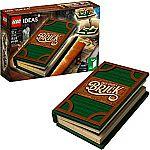 LEGO Ideas 21315 Pop-up Book Building Kit $45 (36% off)