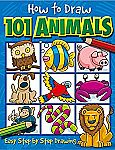 How to Draw 101 Animals $2.55, How to Draw People $1.83