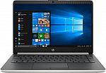 "HP 14-CF0012DX 14"" Laptop (Pentium 4417U  4GB 128GB SSD) $200"
