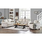 Adaline Sofa, Loveseat and Chair Collection (Assorted Colors) by Home Meridian $799 Shipped
