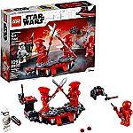 LEGO Star Wars: The Last Jedi Elite Praetorian Guard Battle Pack 75225 $8.99 (40% Off)