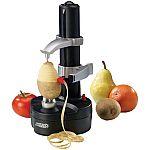 Starfrit Rotato Fruit and Vegetable Peeler: Manual $9.53, Electric $13.50