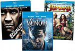 Best Buy - Select Blu-ray Movies 3 for $20
