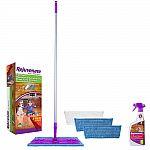 Rejuvenate Hardwood and Laminate Floor Care System $14