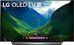 """65"""" LG C8 OLED 4K HDR Smart TV $1600"""