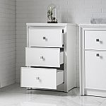 Martha Stewart Living Parrish 22-1/2 in. W 3-Drawer Small Side Unit 120 (80% off) & More