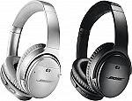 Bose QuietComfort 35 Series II Noise Cancelling Headphones $230