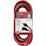 Husky 25 ft. 14/3 Indoor/Outdoor Extension Cord $9.97 (50% off) & More