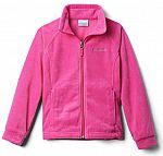 Columbia Toddler Girls' Benton Springs Fleece Jacket $7.98 and more
