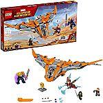 LEGO Marvel Super Heroes Avengers: Infinity War Thanos: Ultimate Battle 76107 $48.75 (30% off)