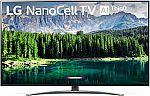 """LG 65SM9500PUA 65"""" Nano 9 4K HDR Smart LED TV $979"""