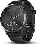 Garmin - vívomove HR Sport Hybrid Smartwatch $139.99