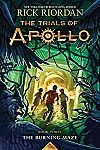 The Trials of Apollo, Book Three: The Burning Maze [eBook] $0.99