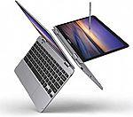 """Samsung 12.2"""" Chromebook Plus V2 2-in-1 (3965Y 4GB 64GB) $339"""