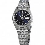 SEIKO 5 Automatic Blue Dial Men's Watch from $69.99  (Up to 73% Off) + Free Shipping