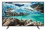 """Samsung UN55RU7100FXZA Flat 55"""" 4K UHD 7 Series Ultra HD Smart TV  (2019 Model) $448"""