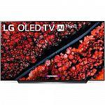 """LG 65"""" 4K Ultra HD Smart OLED TV (2019) OLED65C9PUA $1900"""