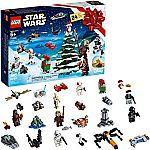 2019 Lego Harry Potter or Star Wars Advent Calendar $32