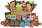 40-Ct Frito Lay Ultimate Snack Care Package (Asst. Chips, Cookies & More) $12.99