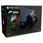XBOX One X 1TB Forza Bundle with 3-Month Game Pass $299.99
