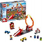 LEGO Disney Pixar's Toy Story 4: Duke Caboom's Stunt Show Building Kit (10767) 120 Pieces $14 (Reg. $20)