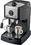 DeLonghi Pump Espresso Maker $60