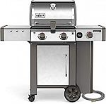 Weber Genesis II LX S-240 2 burners Natural Gas Grill $699 ($300 Off)