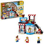 LEGO Creator 3 in 1 Modular Sweet Surprises Building Kit 31077 (396 Pieces) $22 (Org $40)