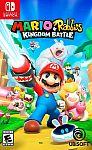 Mario + Rabbids Kingdom Battle Nintendo Switch $16 and more