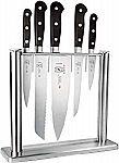 6-Piece Mercer Culinary Renaissance Forged Knife Set w/ Tempered Glass Block $89.60 (Reg. $150)