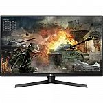 "32"" LG 32GK850G-B 2560x1440 G-Sync 144Hz Gaming Monitor $429"