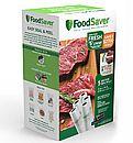 "5-pack FoodSaver Easy Seal & Peel Vacuum Seal Rolls (11"" x 14') $20 and more"
