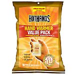 100-Pairs HotHands Hand Warmers $25
