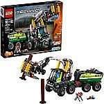 LEGO Technic Forest Machine 42080 Building Kit (1003 Pieces) $90 (40% Off)