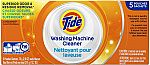 $10 Off 2+ Select Items: 10-Ct. Tide Washing Machine Cleaner $9.55 & More