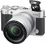 Fujifilm X-A3 Mirrorless Camera w/ XC 16-50mm f/3.5-5.6 Lens $275