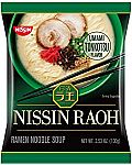6-Count Nissin Raoh, Tonkotsu, 3.53 Ounce $9.84