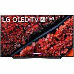 """65"""" LG OLED65C9PUA 4K OLED TV (2019 Model) $1699"""