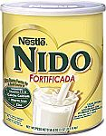 Nestle Nido Fortificada Dry Milk 56.3 Ounce $11.91