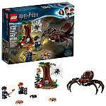 LEGO Harry Potter and The Chamber of Secrets Aragog's Lair (75950) $10