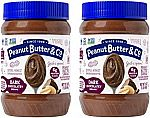 Peanut Butter & Co. Dark Chocolatey Dreams Peanut Butter 16 Oz (Pack of 2) $5