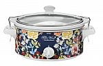 The Pioneer Woman Fiona Floral 6-Qt Portable Slow Cooker $15